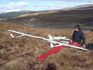 Glider stash