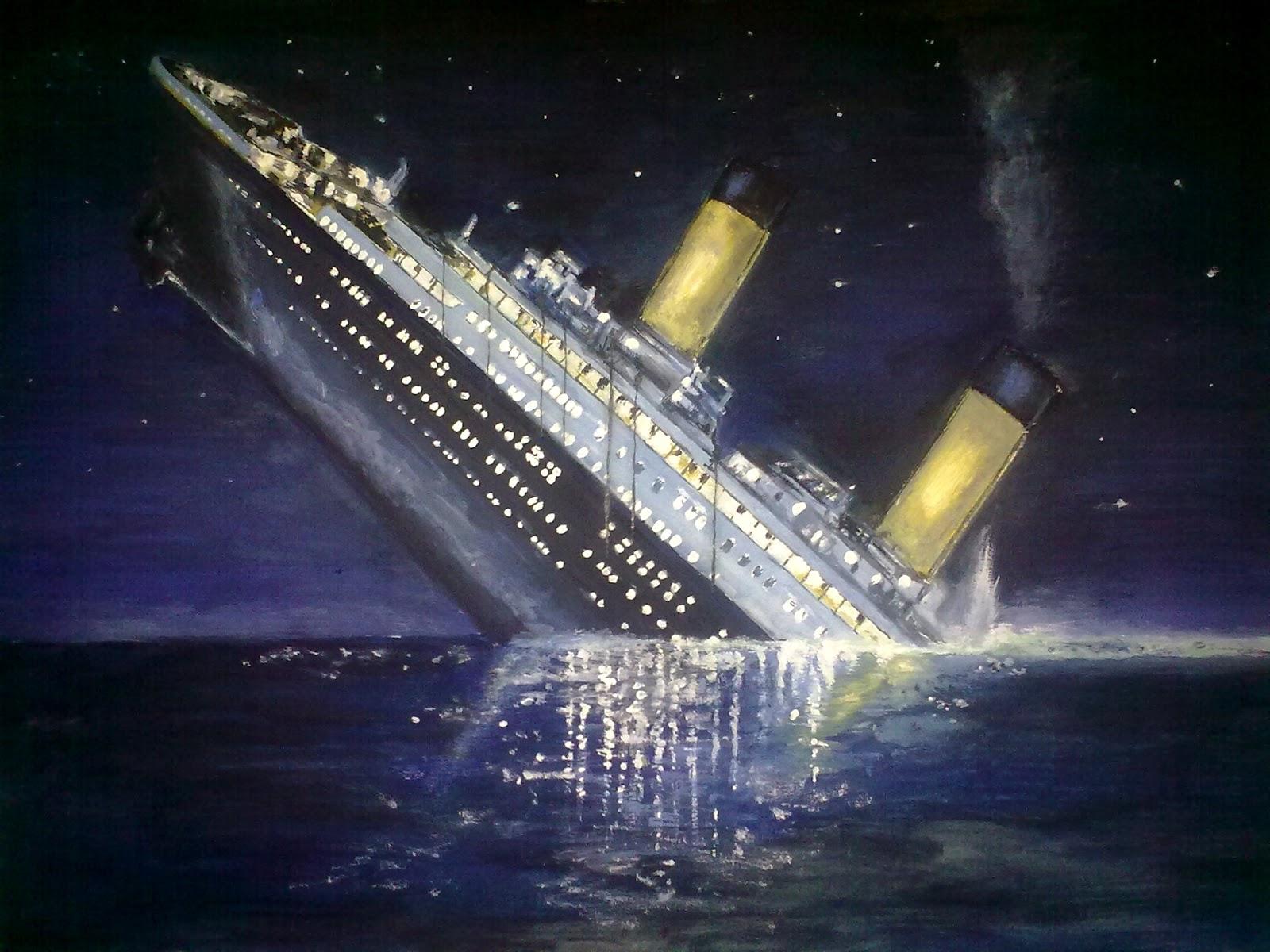 how to finish its titanic