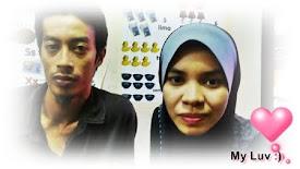 My Luv, MY Bff & My Tuan Penasihat hehe