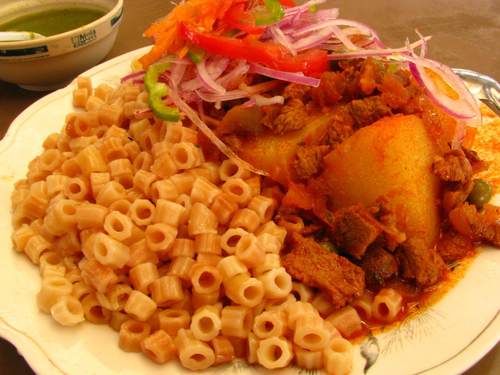 Recetas de comida boliviana for Resetas para comidas