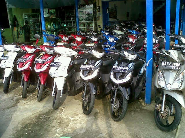 Harga Pasaran Motor Tersebut