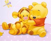 Chá de Fraldas Baby Pooh
