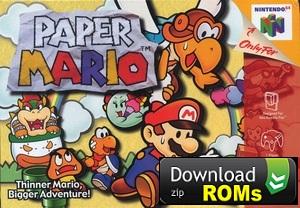 roms nintendo 64 download zip