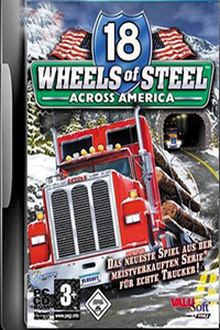 18 Wheels Of Steel Across America-Cover