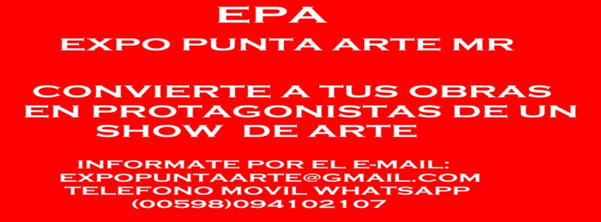EXPO PUNTA ARTE