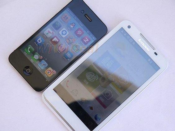 Apple iPhone 4 Disandingkan denga Lenovo S880