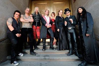 Therion en Chile 2015 Teatro Cariola venta entradas primera fila hasta adelante no agotadas y baratas en ticketek