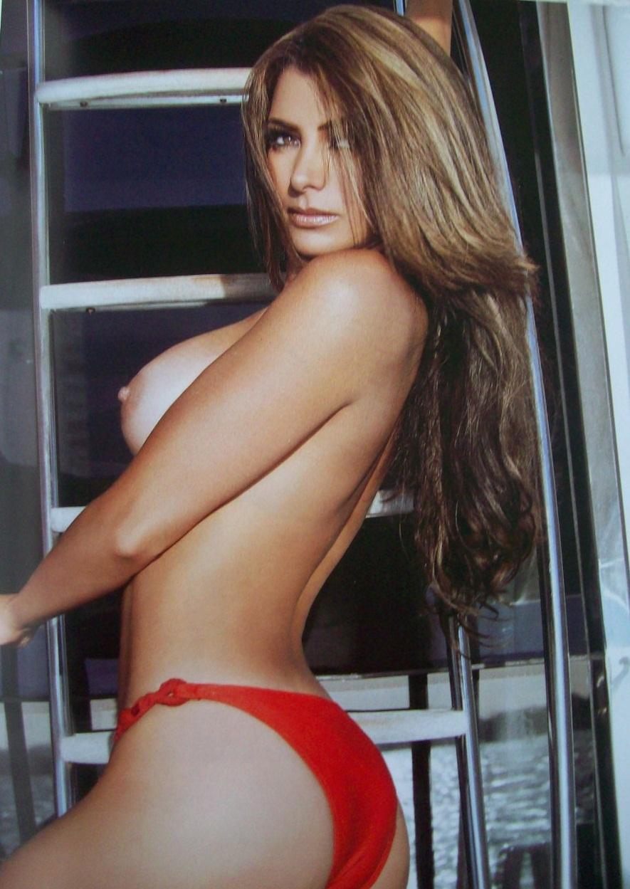 Fotos De Pilar Montenegro Revista Playboy Septiembre