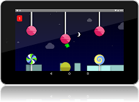 Flappy Bird風ゲームを内蔵