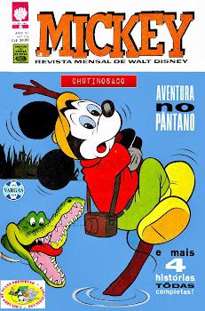 MICKEY Nº 0115 1962