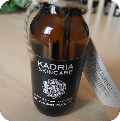 kadria balancing skin oil