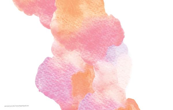 free modern desktop wallpaper, watercolor desktop wallpaper, papersquid desktop wallpaper, freebies