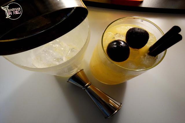 melon man cocktail
