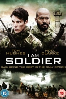 I Am Soldier – BRRip AVI + RMVB Legendado