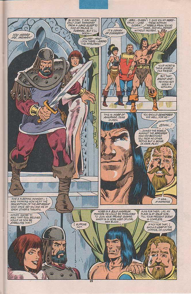 Conan the Barbarian (1970) Issue #253 #265 - English 22
