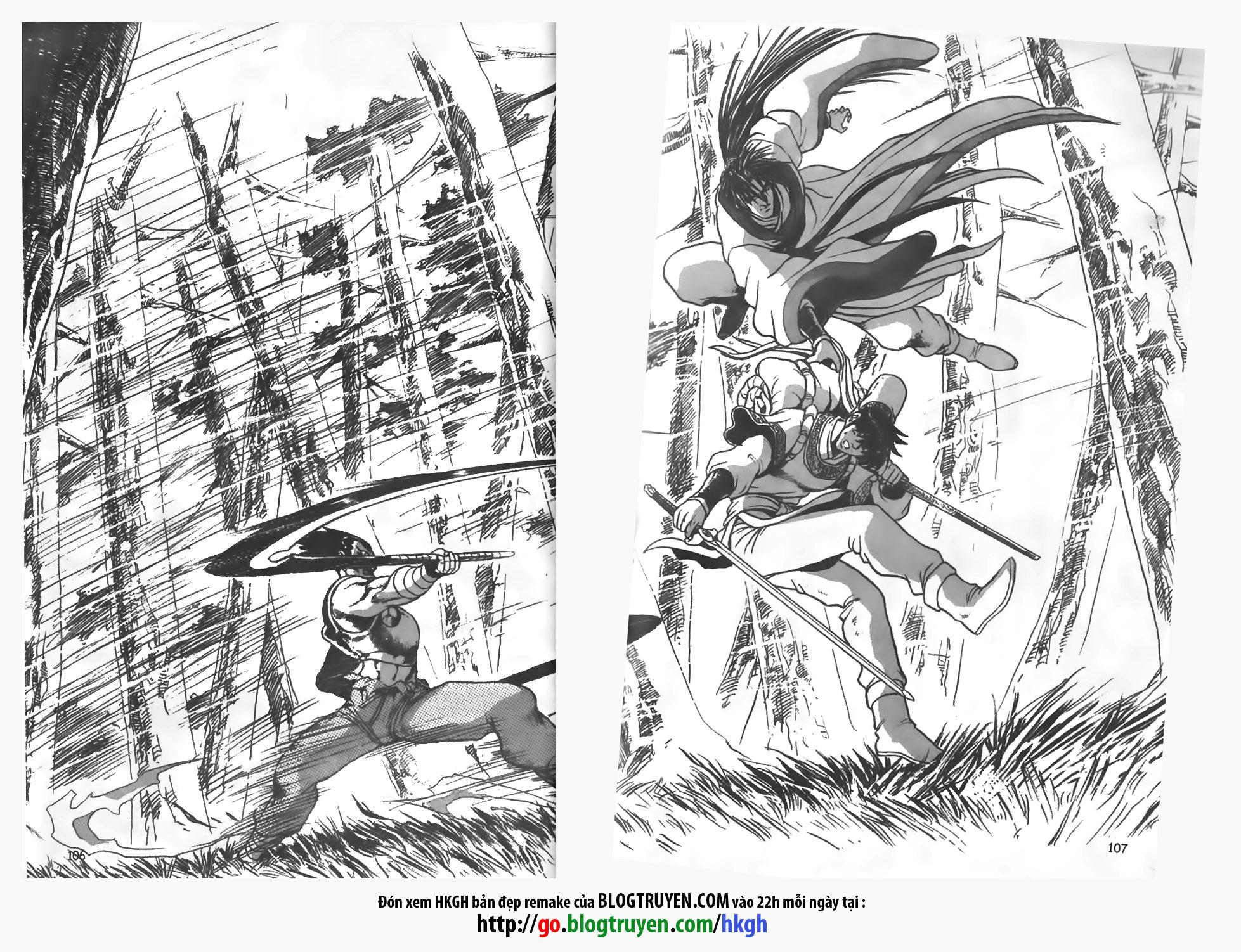 Hiệp Khách Giang Hồ - Hiệp Khách Giang Hồ Chap 086 - Pic 11