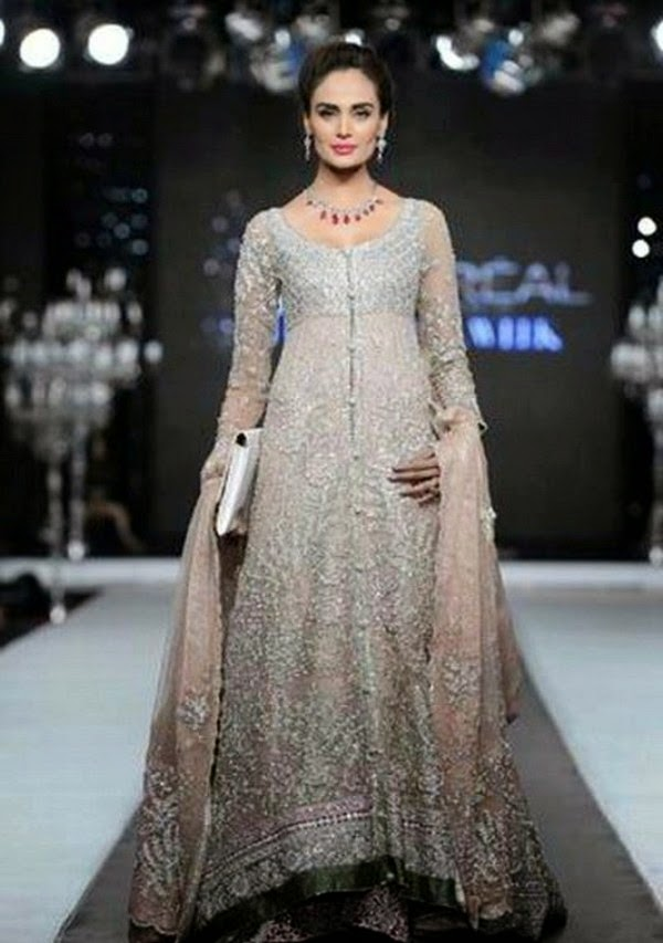 Bridal dresses for walima function : Walima dresses bridal for function news