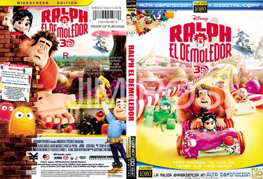 Ralph el demoledor wreck it ralph 1080p hd mkv latino descargar gratis