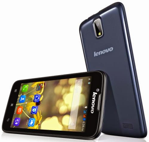 Lenovo Releases Two New A-Series Smartphones - A536 and A328