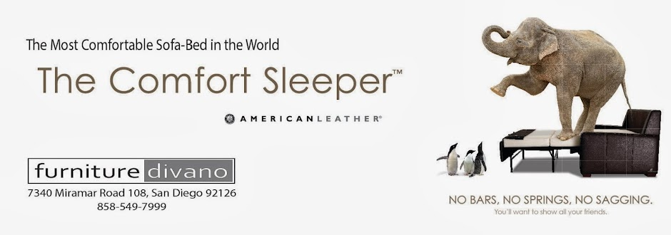 American Leather Comfort Sleepers at Miramar Rd. San Diego!