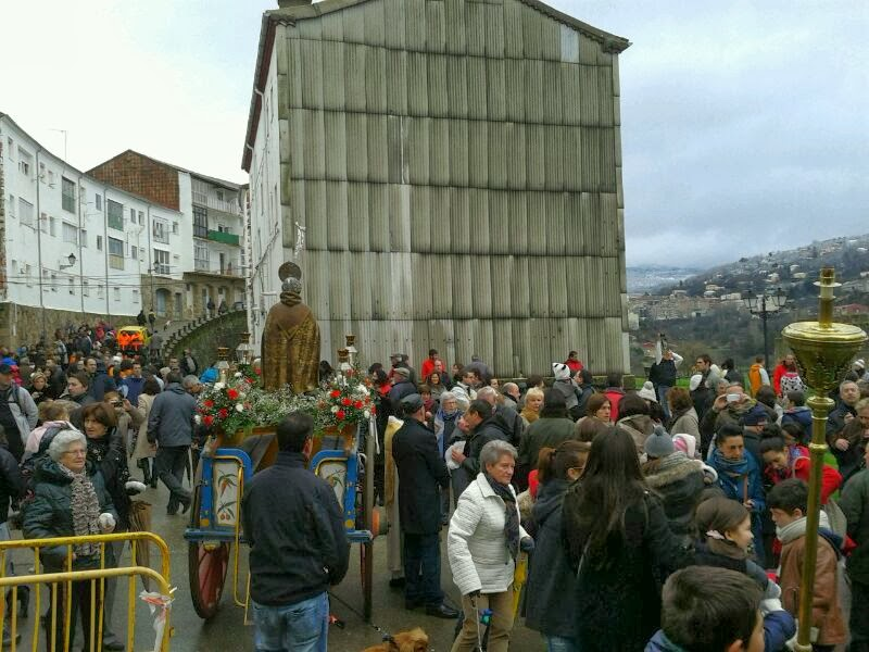 procesion de san antón