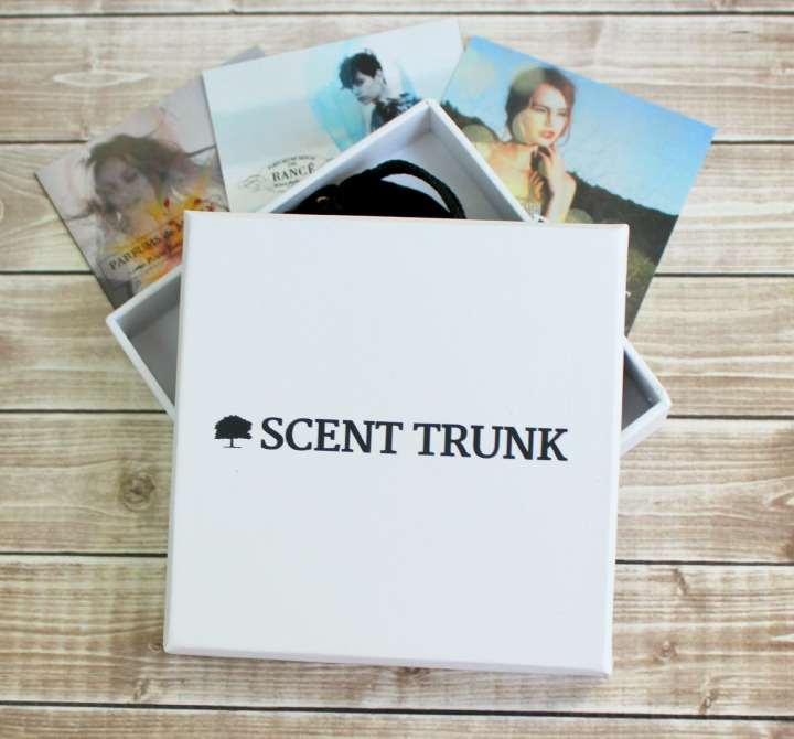 Scent Trunk Women's Fragrance Subscription Box May 2015