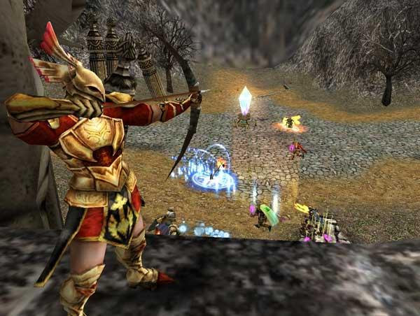 knight online karakter