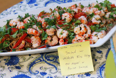 Shrimp%2Bdish A Tofino Potluck for Japan