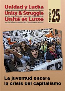 Revista Unidad y Lucha No 25