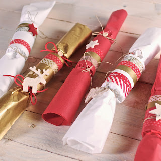 Christmas crackers tutorial, xmas crackers tutorial