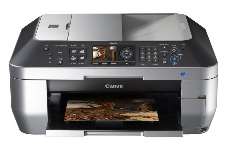 Canon PIXMA MX870 Driver Download