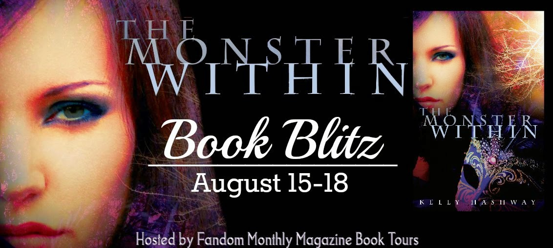 The Monster Within Book Blitz