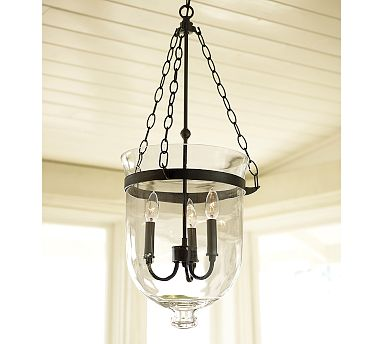 Hundi Lantern Over Kitchen Island