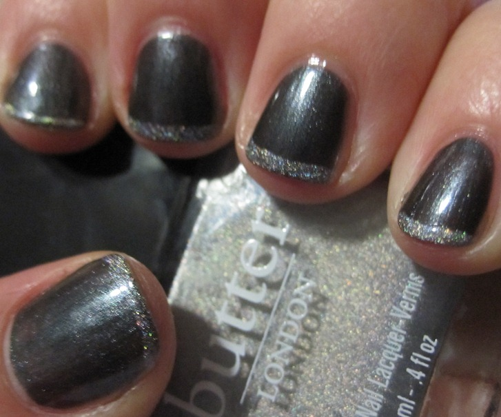 Lit From Within Dark And Sparkly Butter London