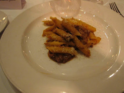 Garganelli Pasta at Osteria Mozza
