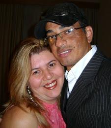 Nosso Ap Davi Farias e Ap Ana Farias