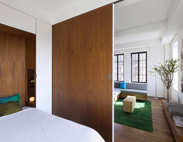 room dividers for bedroom   ideas for the delimitation,