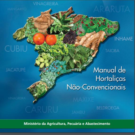 Manual de Hortaliças Não-Convencionais
