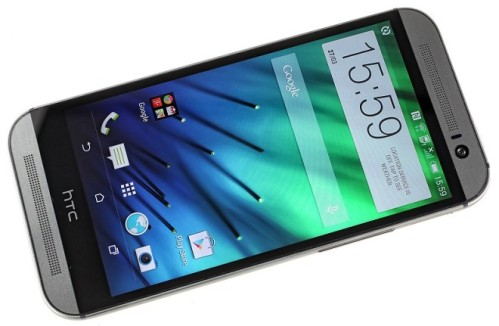 One M8 è lo smartphone con i tempi di reattività del display più bassi