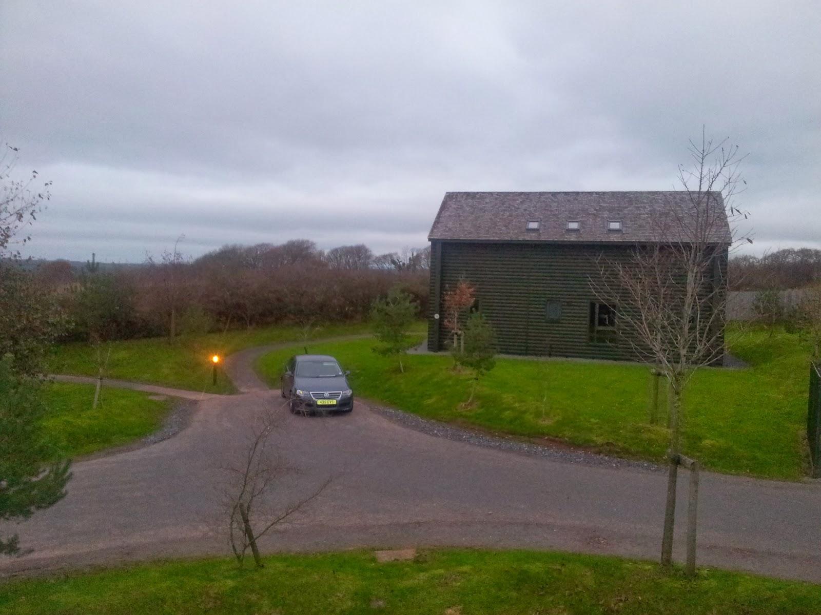 Bluestone Wales Ramsey Lodge