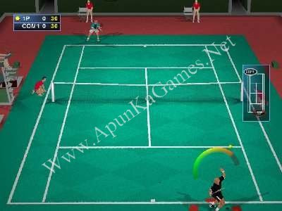 Agassi Tennis Generation 2002 Game free download