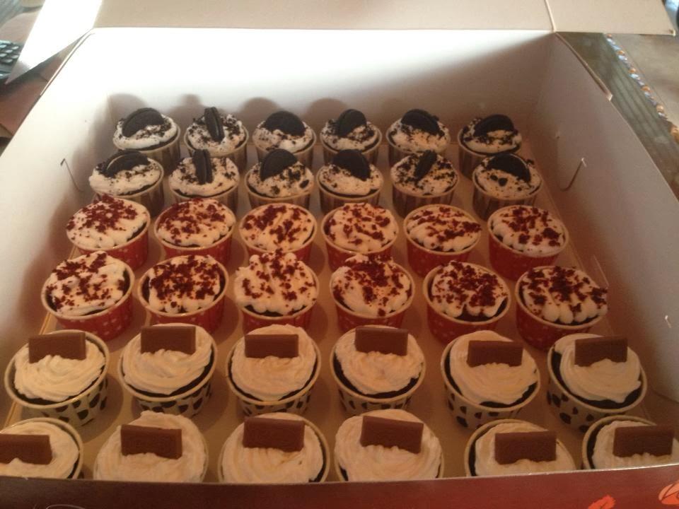 Tempah Cupcake & Muffin