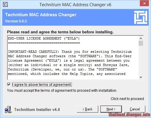 Hướng dẫn xem và đổi địa chỉ MAC trong Windows