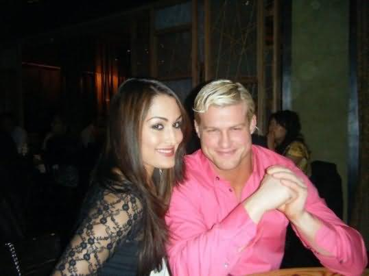 All Sports Stars Dolph Ziggler With Girlfriend Pics