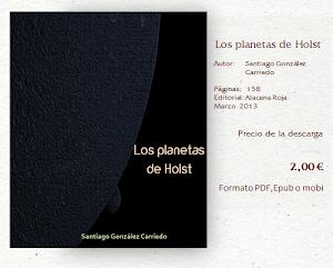 Los Planetas de Holst, en Alacena Roja
