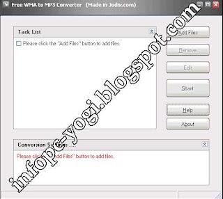 Cara Merubah Format WMA Ke MP3, gantgi format ke mp3, ubah format jadi mp3, format wma ganti jadi mp3, rubah format wma jadi format mp3, WMA ke mp3