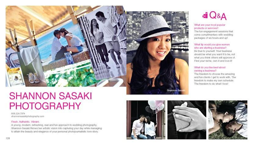 Shannon Sasaki Photography