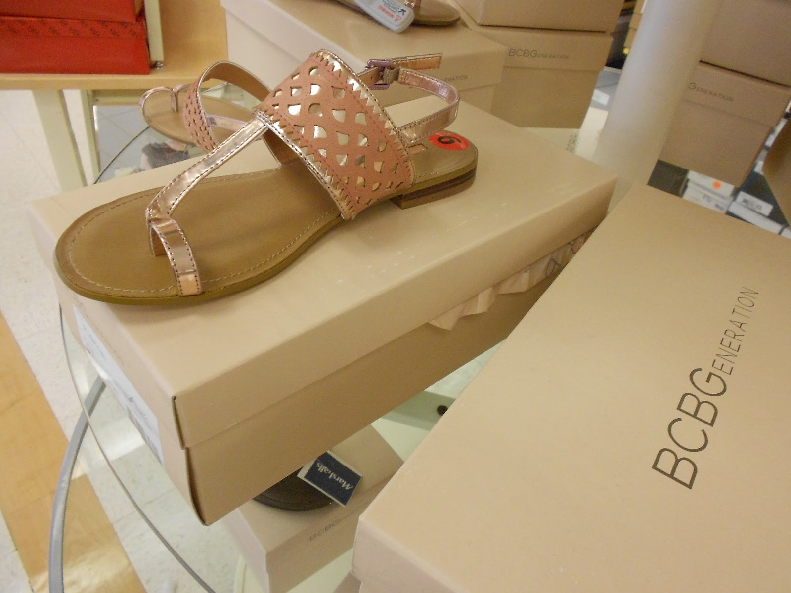 a9eed1f121630a Tracys notebook of style shopping notebook marshalls shoes new JPG  1600x1200 Marshalls sandals