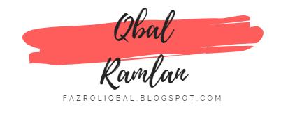 Qbal Ramlan