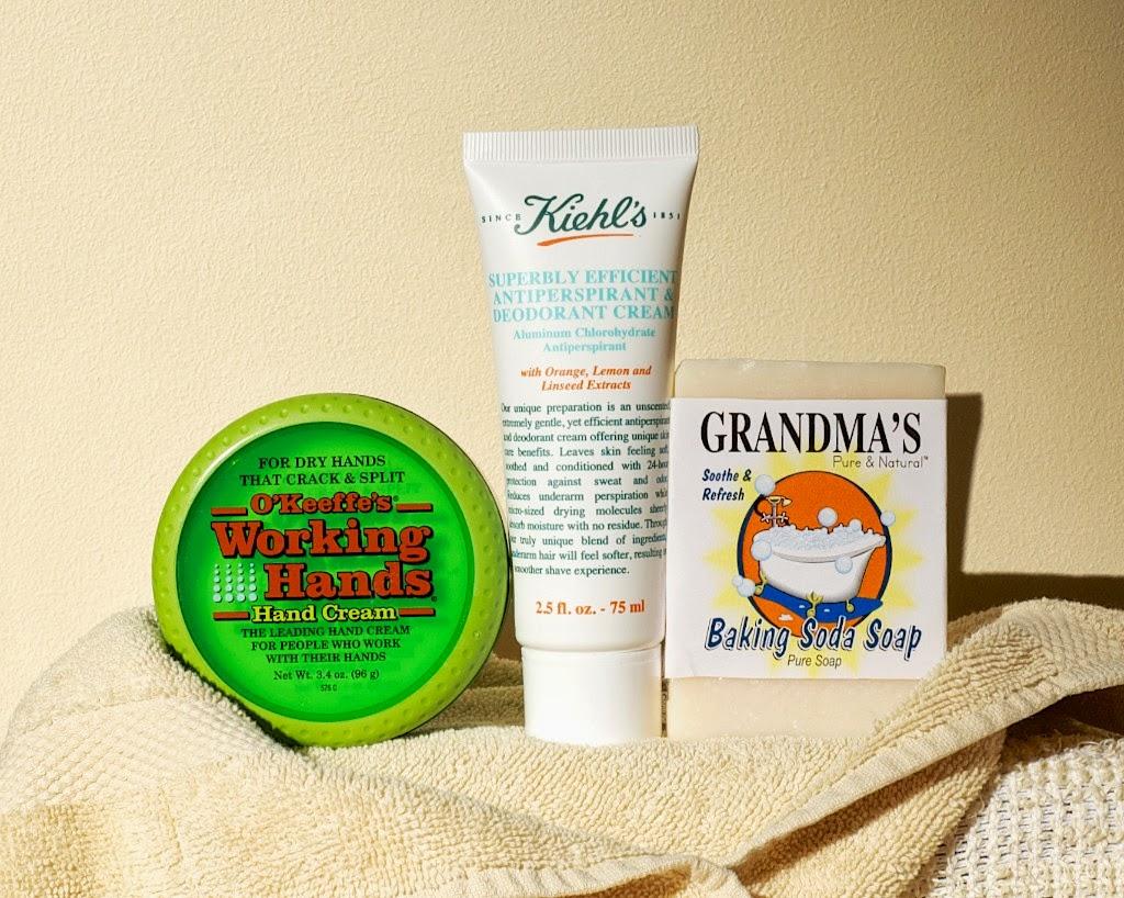 How To Go Fragrance-Free, Part Four: Soap, Deodorant, Moisturizer